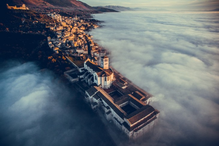 1st Place Photo Basilica of Saint Francis of Assisi, Umbria, Italy