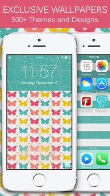 cuptakes customize iphone appearance