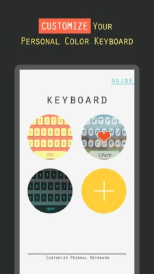 custom keyboard iphone customize