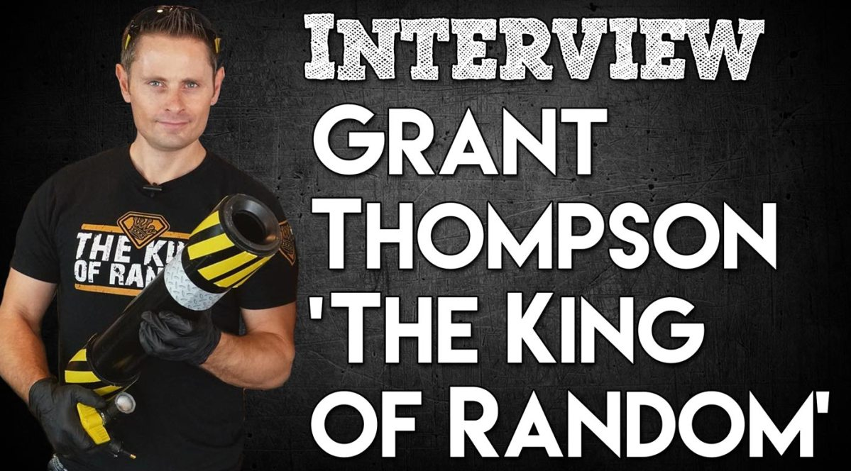 The 'HighTechHobbyist' of the Month: Grant Thompson - The King of Random Interview