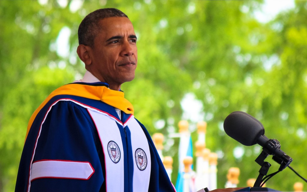 Remarks By President Barack Obama At Howard University's 148th Commencement Convocation