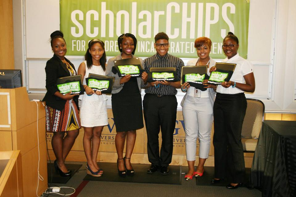 ScholarCHIPS: The Scholarship for Children of Incarcerated Parents