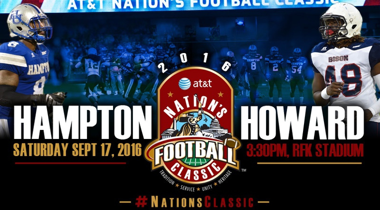 HU VS HU: Nation's Classic To Highlight The Greatest HBCU Rivalry