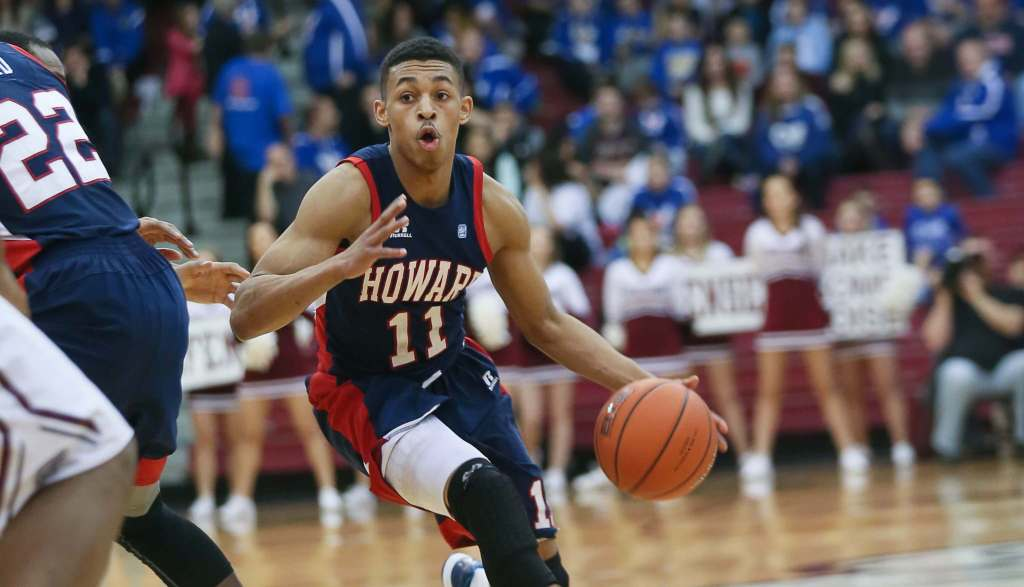 Spotlight: Howard U Basketball's Top Scorer Optimistic For The Future