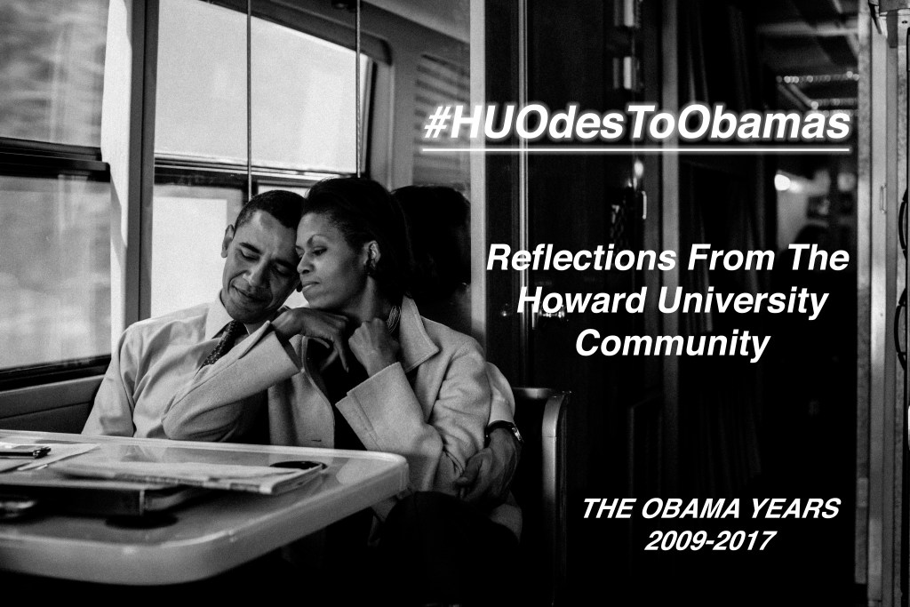 #HUOdesToObamas: Reflections From The Howard University Community