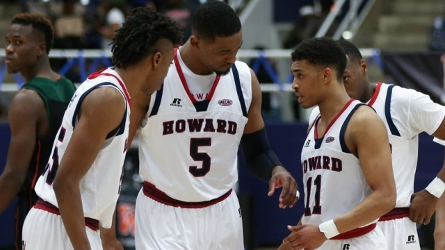 Howard Bison Men's Basketball: The Road from Defeat to Victory
