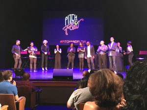 Hip Hop Meets Humanity: Launch of Pitch and Flow