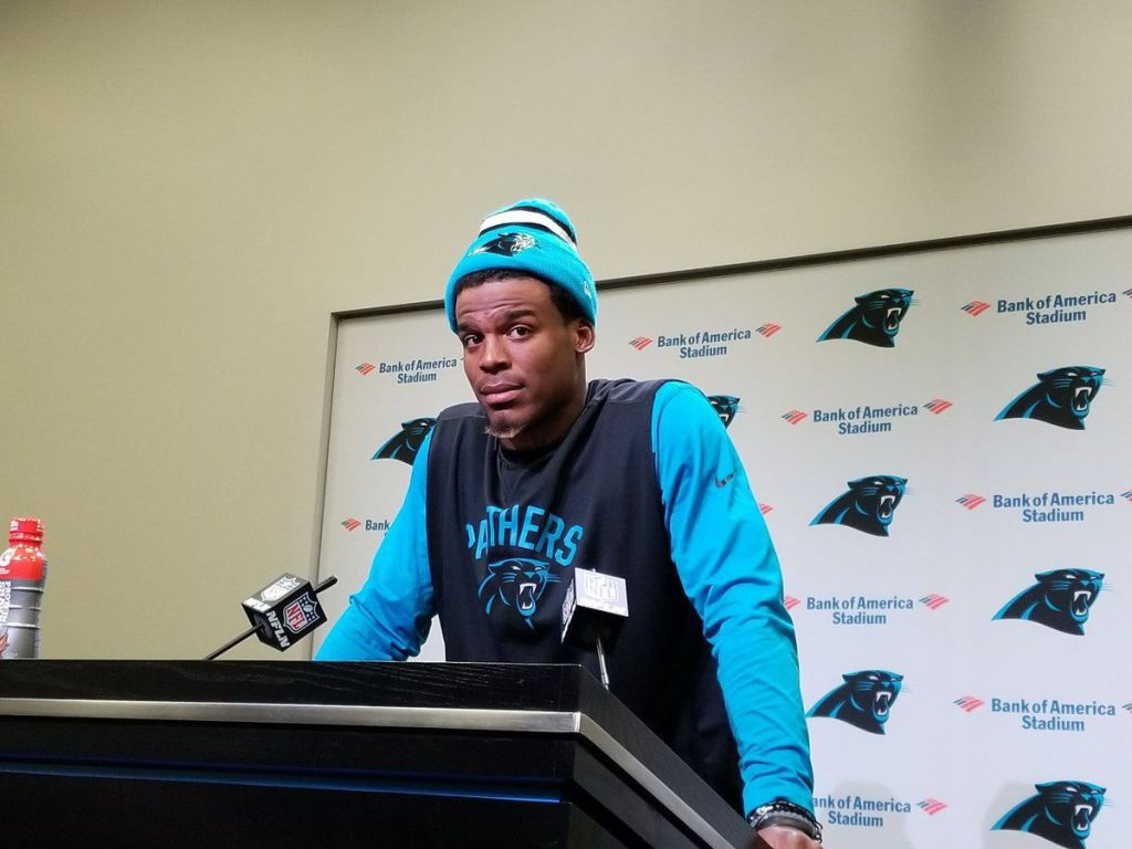 """A Message For Anyone Who Thought Cam Newton Was """"Funny"""""""