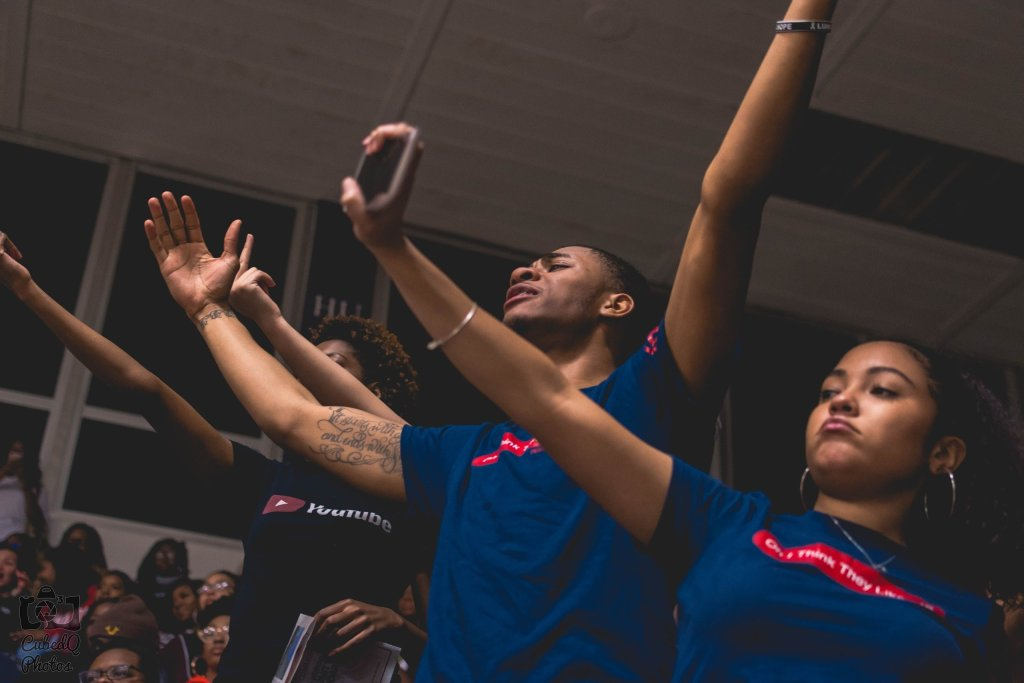 PHOTO RECAP: 2018 Howard University vs. Hampton Institute Basketball Game