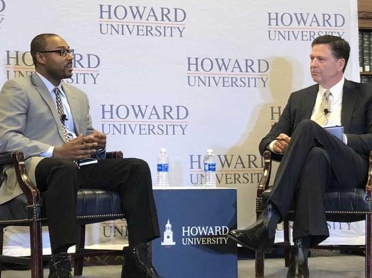 Former FBI Director Addresses Spying on Black Activists