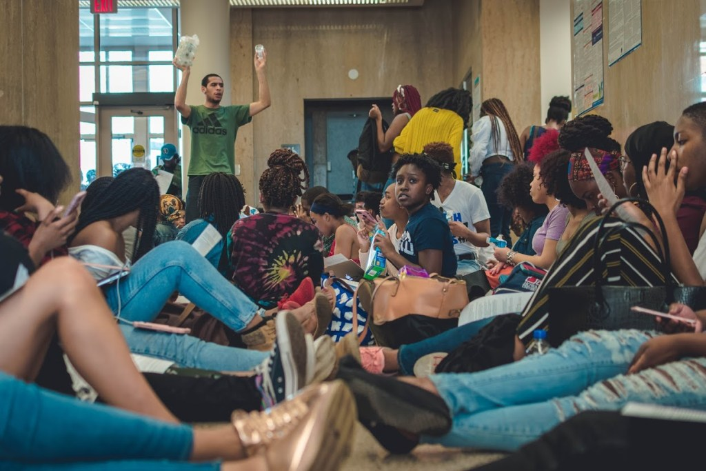 Howard Community Divided Over Protests, Students Seize Administration Building for The Eighth Day, Make Howard History As Longest Student Occupation