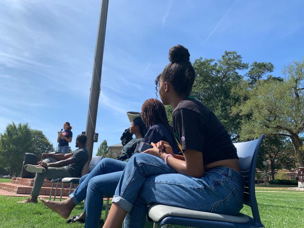 Howard University Students Join Climate Strike
