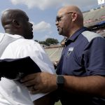 Football Head Coach Placed on Administrative Leave