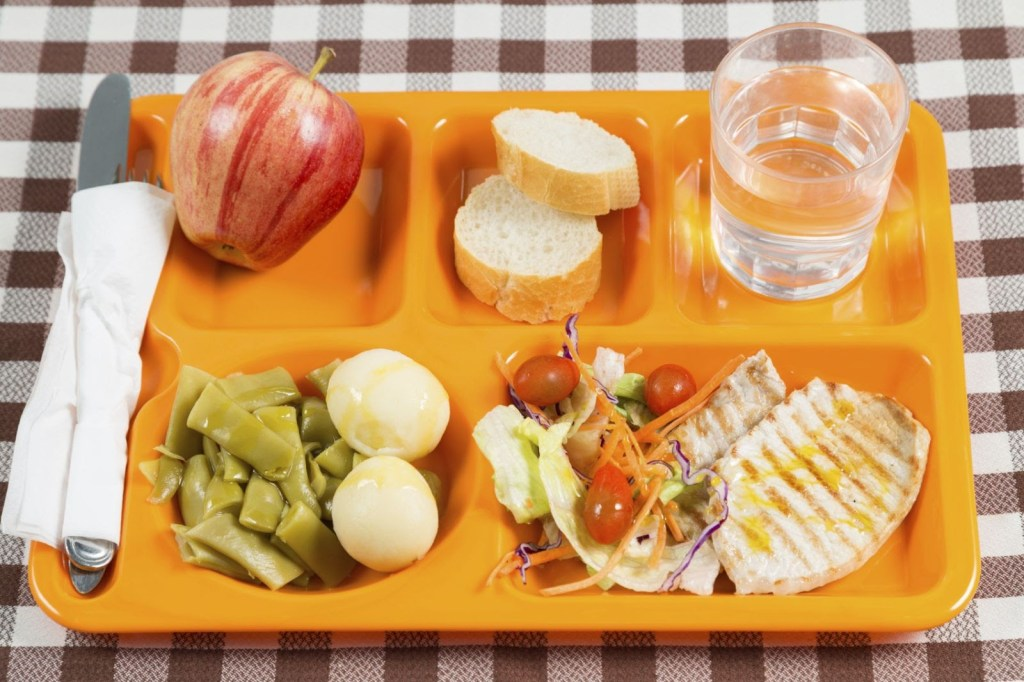 USDA Proposed Rule Could Roll Back Michelle Obama Lunch Program