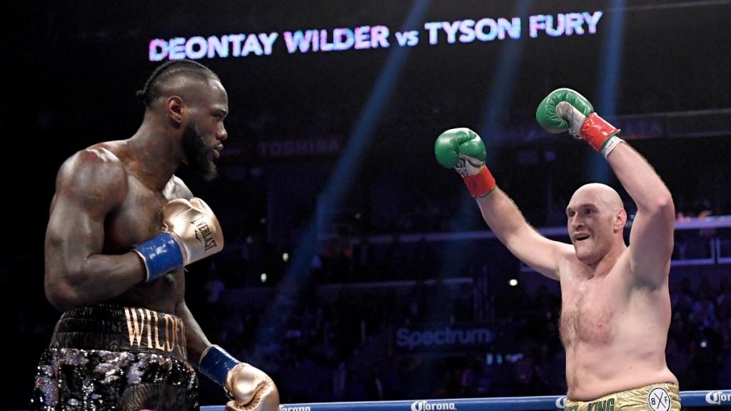 Fury Obliterates Wilder for a 7th Round TKO