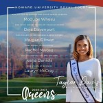 Meet the Royal Court: 2020-2021 Student Leaders Selected