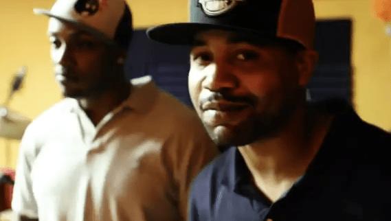 Video: Mannie Fresh, Mystikal & Juvenile In The Studio – The