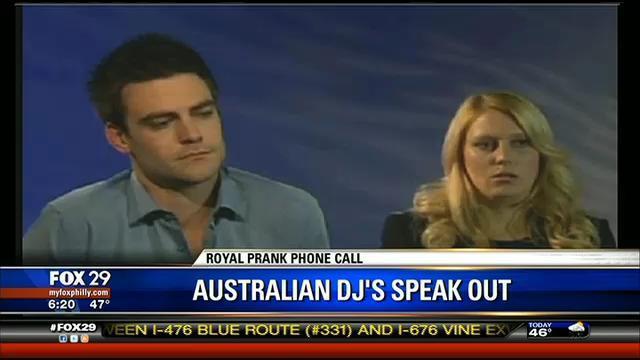 Australian  Phone Prank DJ's