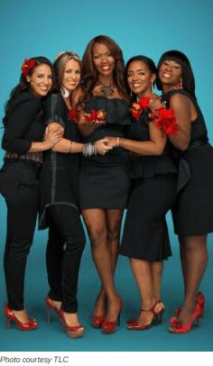 The Cast of The Sisterhood