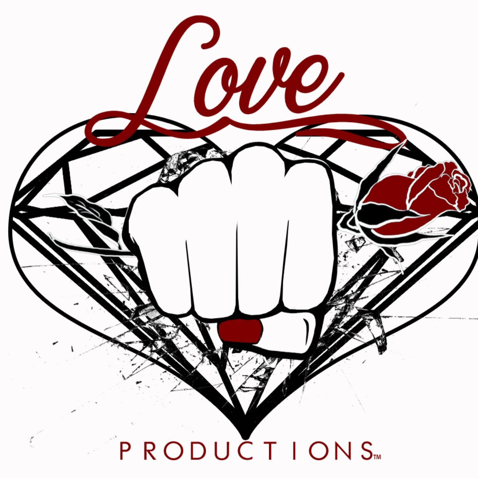 M Love Productions logo