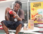 Travis Scott and McDonald's Are Partners !!!