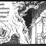 Odin on wickedness quotepic