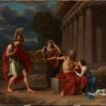 Oedipus At Colonus, Painted By Jean Antoine Théodore Giroust (c. 1753 – 1817), [Public Domain] via Creative Commons and the Dallas Museum of Art.jpg