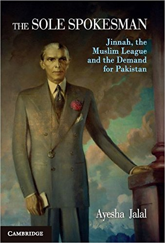 Book review: The Sole Spokesman by Ayesha Jalal