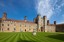 The Green Court at Knole. Photo National Trust/John Miller
