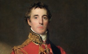 """EXHIBITION USE ONLY npg.896.1337Arthur Wellesley, 1st Duke of Wellington by Sir Thomas Lawrence, 1815-16 NATIONAL PORTRAIT GALLERY MARKS 200th ANNIVERSARY OF WATERLOO WITH THE FIRST EXHIBITION ON THE DUKE OF WELLINGTON The first gallery exhibition devoted to the Duke of Wellington will open at the National Portrait Gallery, to mark the 200th anniversary year of the Battle of Waterloo in 2015. APSLEY HOUSE, London. """"Arthur Wellesley, 1st Duke of Wellington"""" c.1815 by Sir Thomas LAWRENCE (1769-1830). WM 1567-1948."""