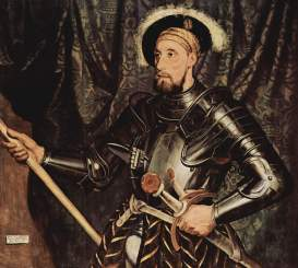 sir nicholas carew