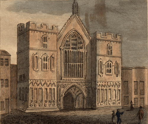 Westminster-Hall-1764