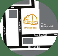 orange box directions