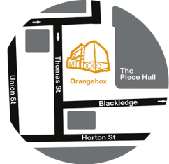 orange box directions