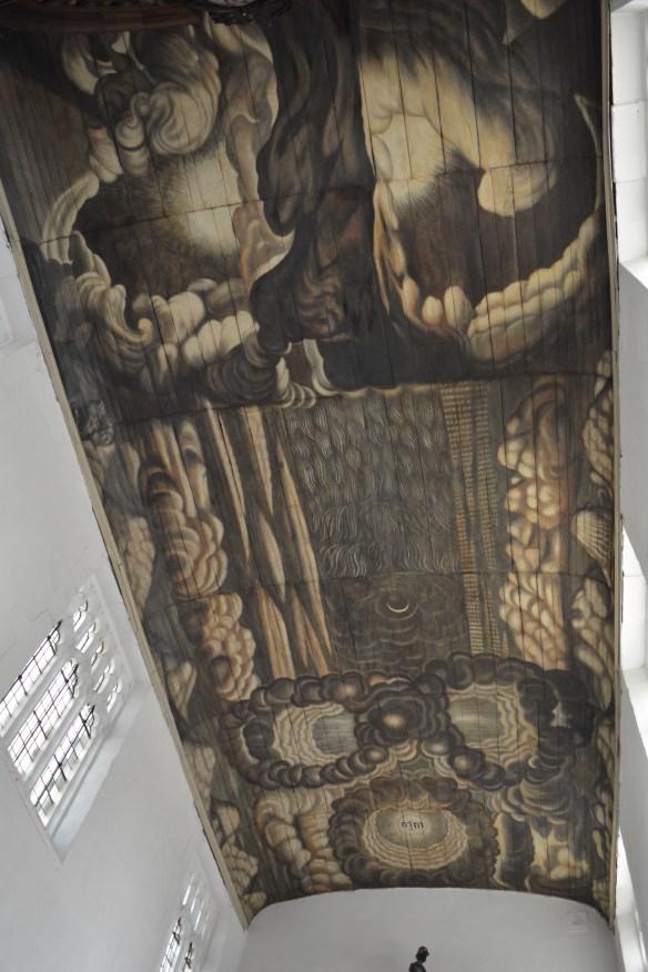 Stunton Harold ceiling