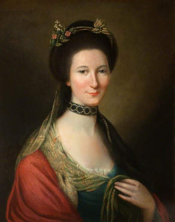 Martin, David, 1737-1797; Margaret Home (d.1751), Lady Billie