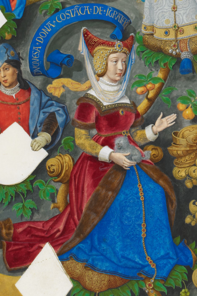 Constanza of Castile