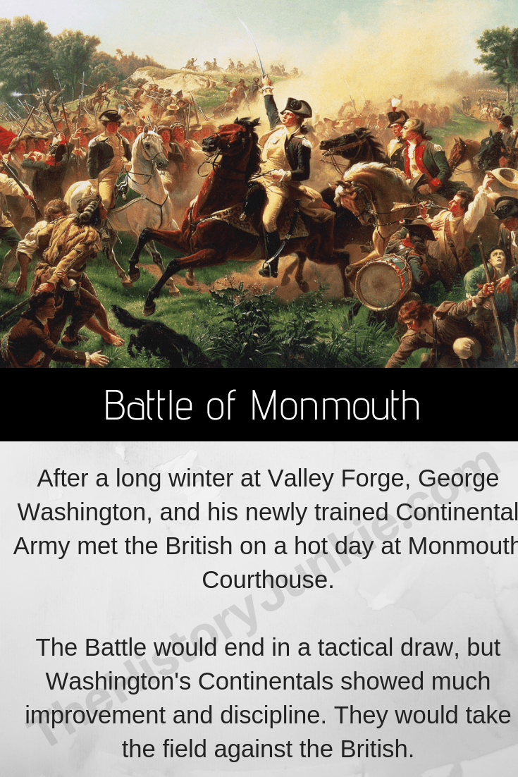 winter at valley forge summary