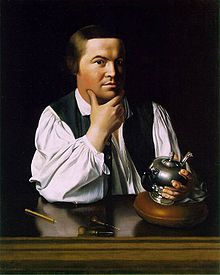 Paul Revere Facts