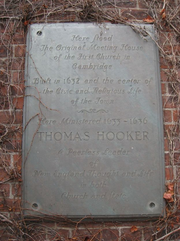 John Hooker Grave