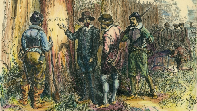 Roanoke Colony Facts