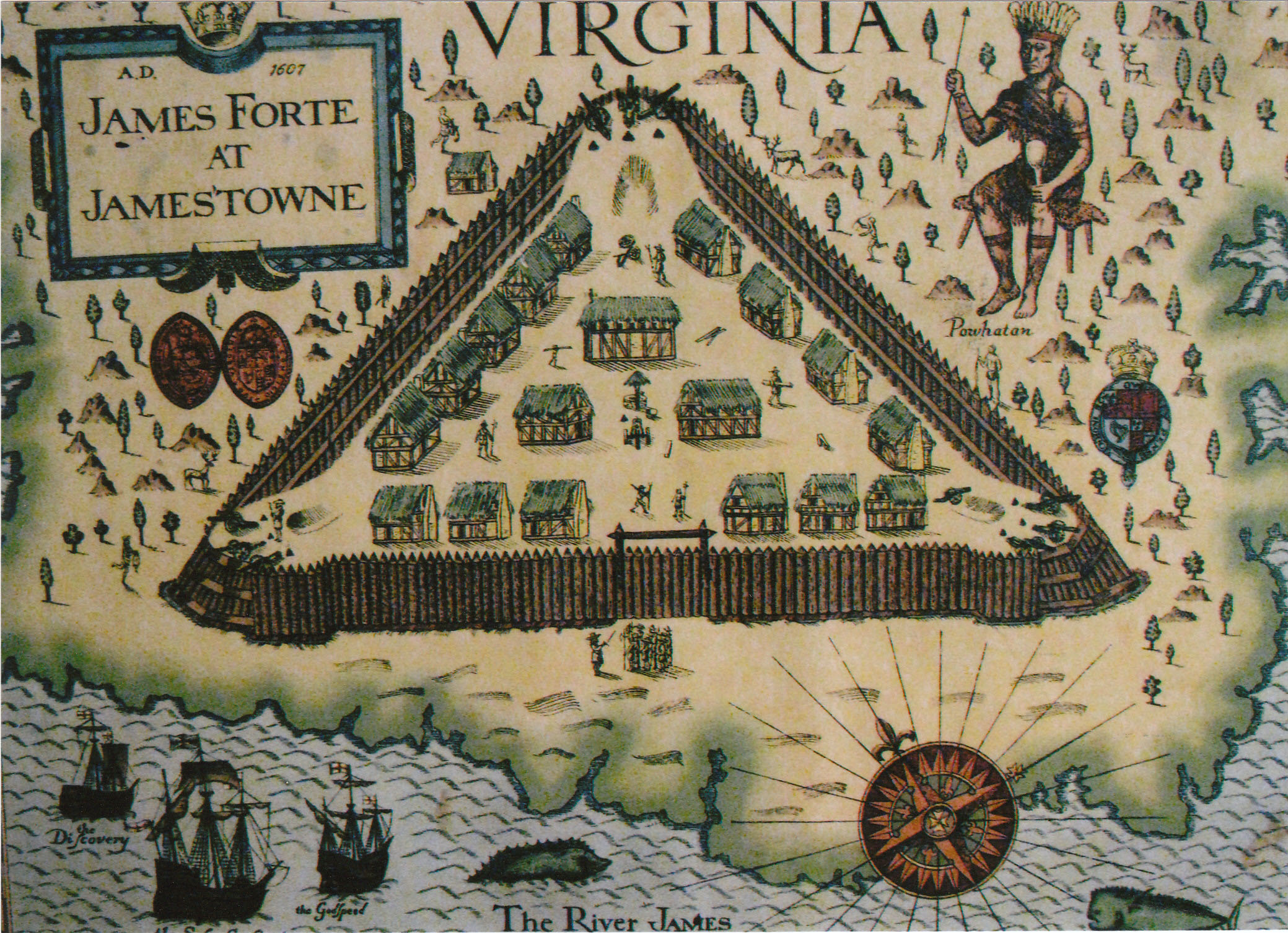 The Most Complete Guide to Virginia Colony Facts