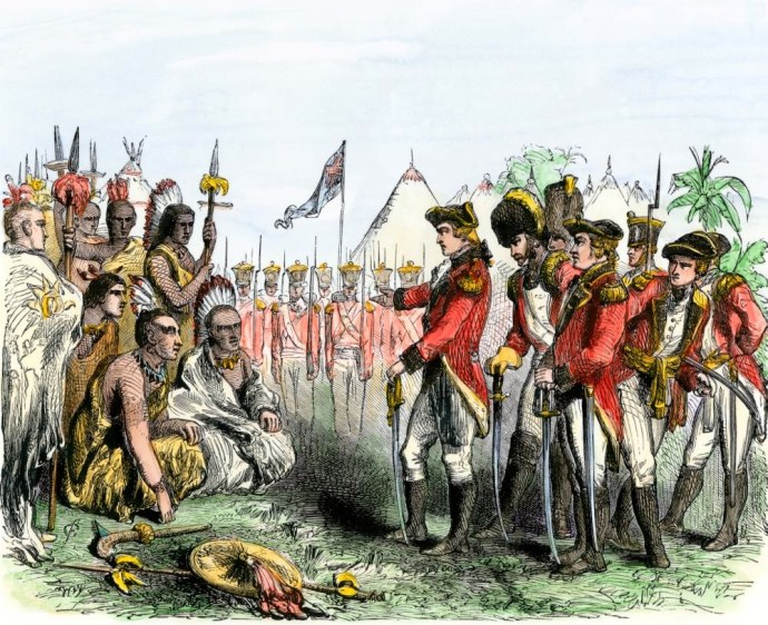 Battles of the Cherokee Campaigns Facts