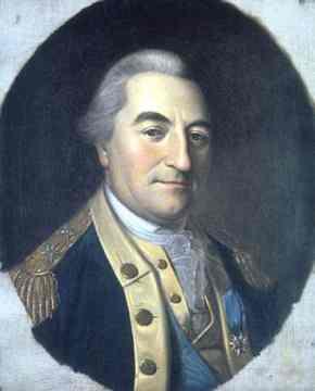 Johann de Kalb Facts
