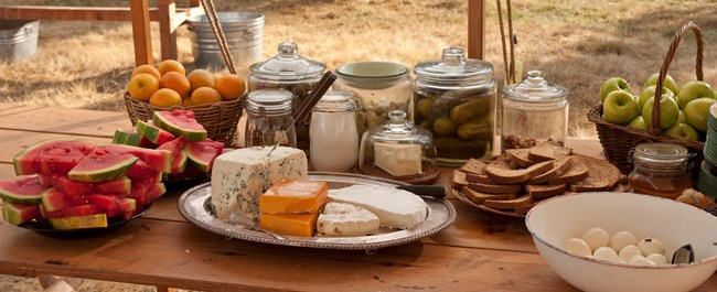 Southern Colonial Foods Recipes