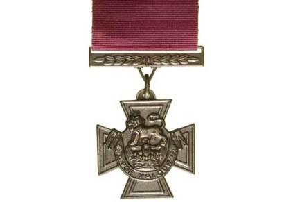 D-Day: Sgt Major Stan Hollis VC