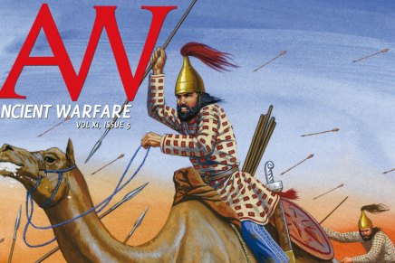 Riding into Battle: Ancient Mounted Warfare
