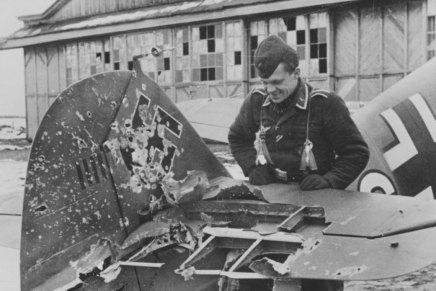 Alarmstart: German Fighter Pilots in Europe