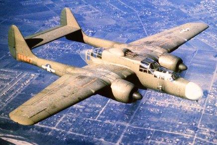 Northrop P-61 Black Widow