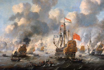 2409 The Raid on the Medway